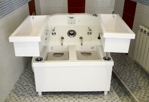 Other hydrotherapy equipments